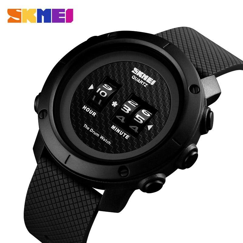 2018 SKMEI новые модные уличные спортивные часы мужские цифровые наручные часы Multi-function 50 м водостойкие Брендовые Часы Relogio Masculino