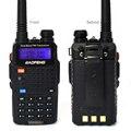 2017 Новый BaoFeng УФ-5RC Рация Walkie Talkie 5 Вт Dual Band УКВ 136-174 МГц & 400-520 МГц Двухстороннее Радио
