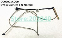 Laptop/notebook LCD/LED/LVDS cable for Lenovo Y700 Y700 15 Y700 15ISK DC02001XQ00 BY510 camera I_N Normal