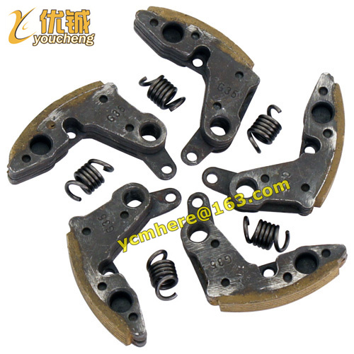 Clutch Carrier Pads with Return Spring Pawl set CF500 CF188 ATV UTV500 Go Kart Engine Replacement 0180-054200 LXKHTH-CF500 overriding clutch for cfmoto cf500 x5 atv cf188 cf800 cfx8 engine parts number 0180 091200