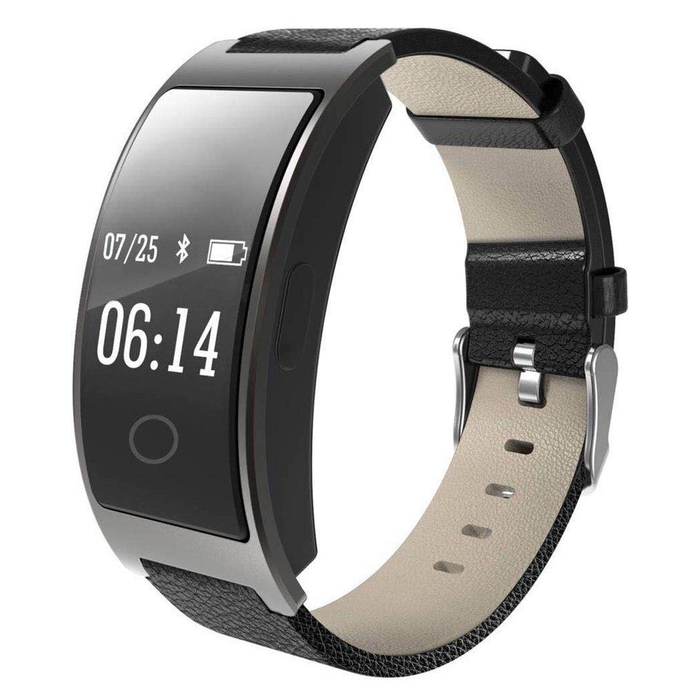 CK11S IP67 impermeable pulsera sangre presión oxígeno Monitor de ritmo cardíaco pulsera inteligente podómetro sueño salud Smartband reloj