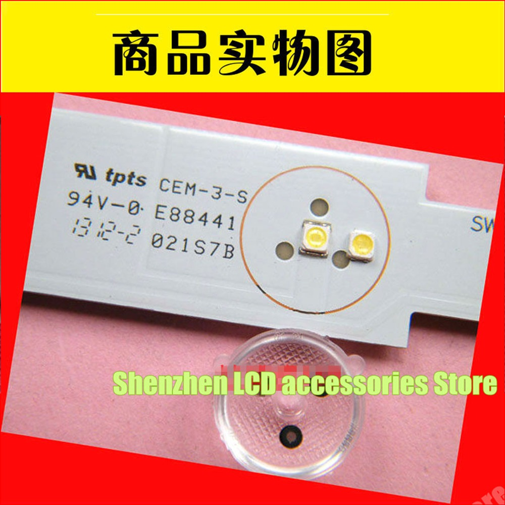 Consumer Electronics 200pcs 3228 Led Smd Lamp Beads 3v For Samsung Ue37eh5000 Tv 2012svs37 3228 Fhd 11 Rev1.1 De370bga-c1 Tv Backlight Strip Repair To Win A High Admiration And Is Widely Trusted At Home And Abroad. Camera Replacement Parts