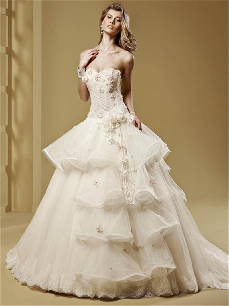 Wedding Dresses  Free Shipping : Buy wholesale fancy bridal dresses from china