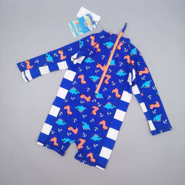 b3a03a0986 placeholder Chumhey 2T Brand Baby boys swimwear UV 40+ sun protection one  piece infant bathing suit