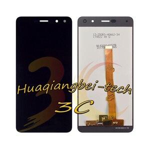Image 4 - Neue Für Huawei Nova Junge 4g LTE MYA L11/Y6 2017 MYA L41 MYA L01 Volle LCD DIsplay + Touch Screen digitizer Montage Mit Rahmen