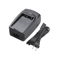 Udoli Multi Function Universal Auto Car Battery Charger For Canon NB11L With USB Port And Exchangeable