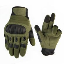 Outdoor Sports Full Gloves Military Tactical Army Mittens Finger Protective Hiking Cycling Climbing Mens