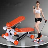 Indoor Running Training Fitness Equipment Mute steppers home multi functional mini treadmill lose weight pedal equipment D90301