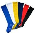 Los niños calcetines de fútbol hasta la rodilla larga stock fútbol calcetines gruesos calientes calcetines del balompié del baloncesto para niños niños niñas Sportwear