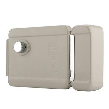 MOUNTAINONE Electric Lock Electronic Door Lock for Video Intercom Doorbell Door Access Control System Video Door Phone
