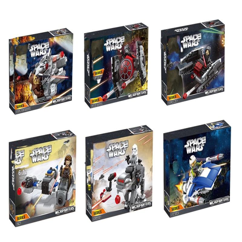Compatible /& Custom Star Wars Mini Figures 2 packs Emperor Royal Guard ERG