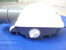 Mini cloth dryer handpiece drum fan 1200w