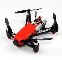HOBBYMATE Q100 mini drone brinquedo Micro FPV 5.8g Brushed RC Quadcopter Frame Kit Combo dsmx dsm2 transmitter