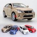Новые Поступления ЖИЗНИ 1:32 Моделирование Lexus RX450H Сплава Автомобилей Модели Игрушки Для Детей Оптовая Продажа Металла Роскошный Diecasts Модель Автомобиля