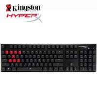 Kingston HyperX Alloy Cherry Mechanical Gaming Keyboard CHERRY MX Blue Brown Red professional Gamer Keyboard CK104 for Computer