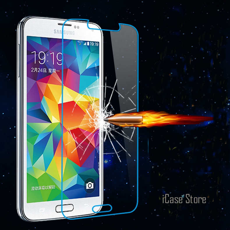 Tempered Glass Premium Screen Protector For Samsung Galaxy ACE 4 G357FZ / ACE 4 Neo SM-G318H/DS / Trend 2 Lite Protective Film