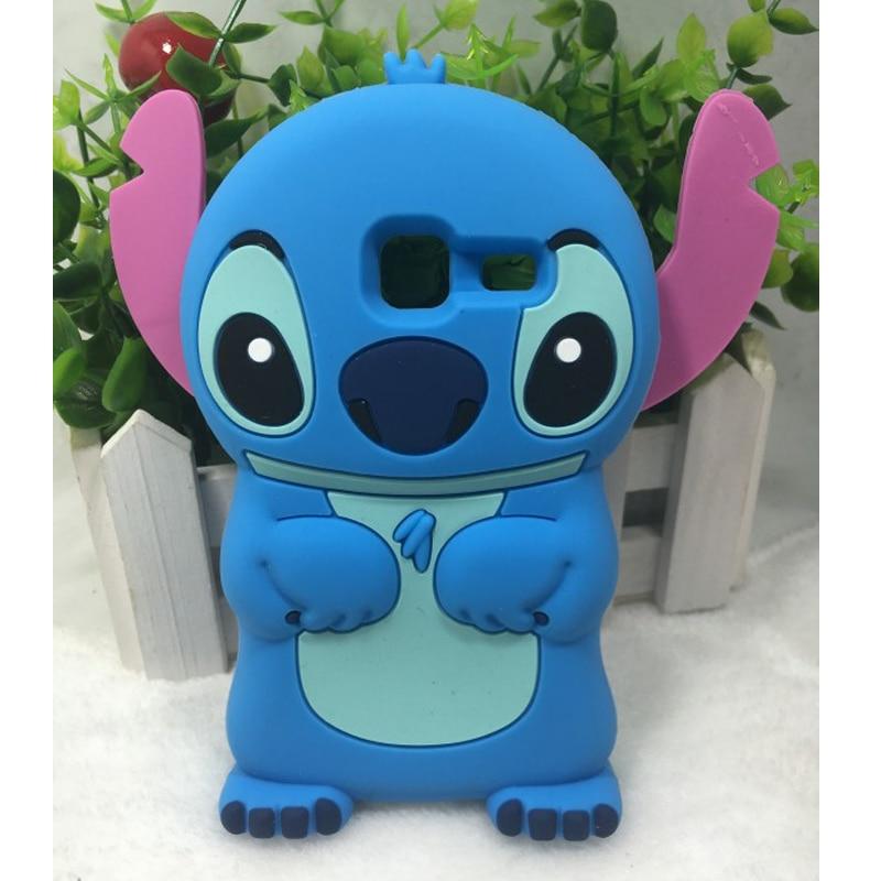 3D Cartoon Stich Soft Silicone Back Cover Lilo Stitch Case For Samsung Galaxy J1mini J1 Mini 2016 J105 J105H phone case