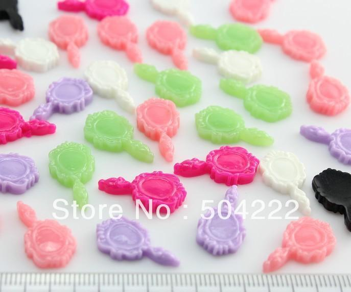 Jewelry Packaging & Display 250pcs Assorted Lovely Medium Size Musical Notes Resin Cabochons Charm Pendants For Kawaii Decoden Diy Jewelry Projects