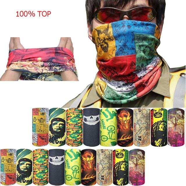 Sports Masks Magic Headband Outdoor Neck Warmer Cycling Bike Bicycle Riding Face Mask Head Scarf Scarves Bandana 100% new 1