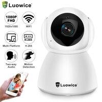 IP Camera 1080P WiFi Camera Smart Night Vision 2MP H.265 CCTV Camera Baby Monitor Security Video Surveillance Videcam Camera