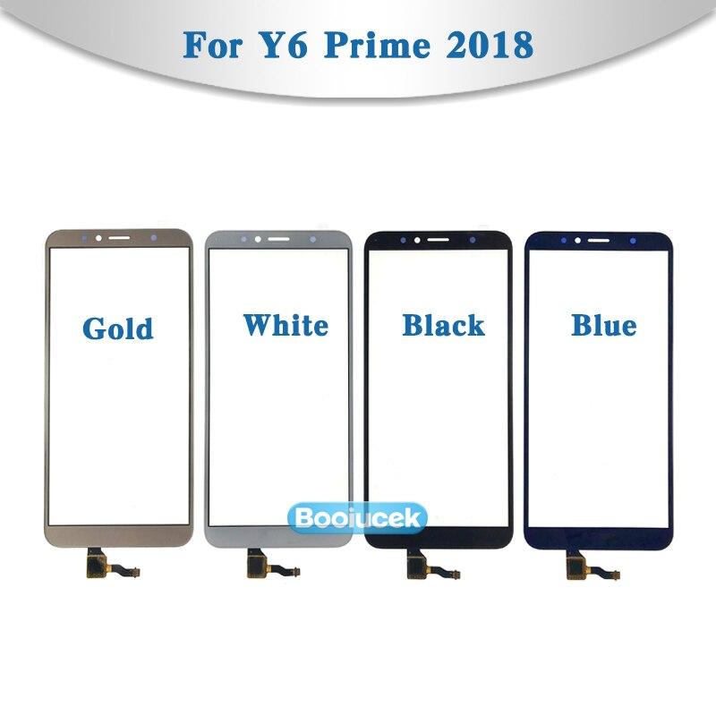 """Hohe Qualität 5.7 """"Für Huawei Y6 Prime 2018 Touchscreen Digitizer Sensor Äußeren Glas Objektiv Panel"""
