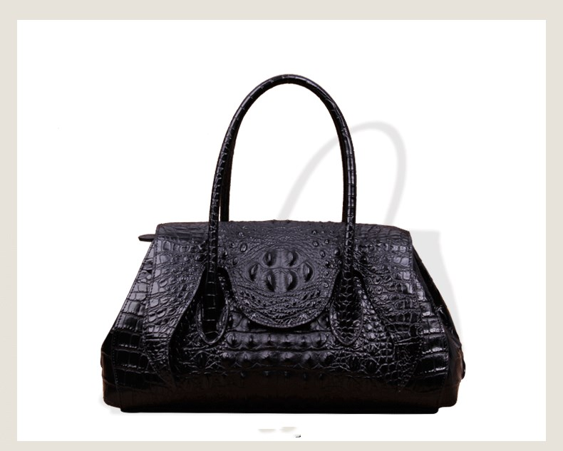 Fashion luxury Crocodile Pattern Women Leather Handbag Genuine Leather ladies Shoulder Bag часы mini world