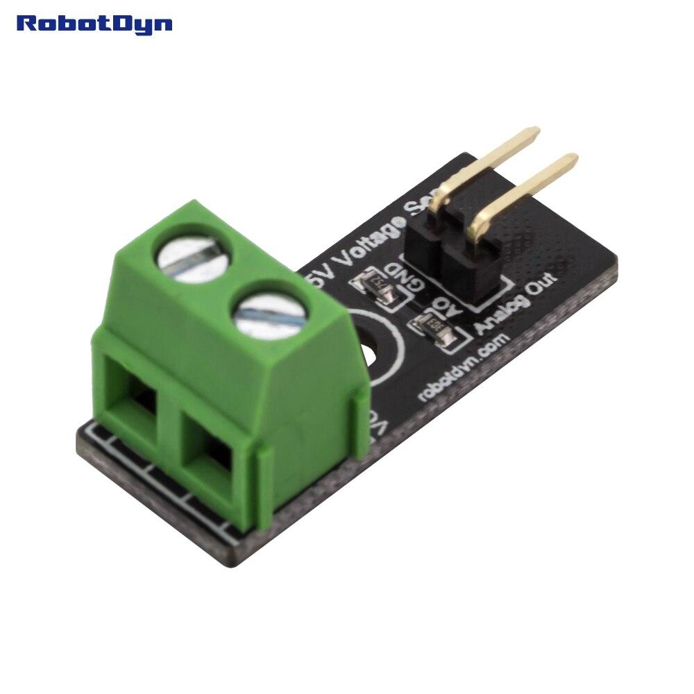 Простой датчик напряжения постоянного тока, постоянный ток 0-25 в