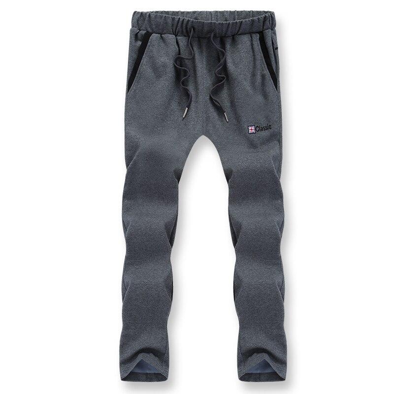 125 kg peut porter grande taille 7XL 8XL hommes Sport pantalon Gym pantalon Fitness pantalons de survêtement coton respirant course Jogging pantalon homme