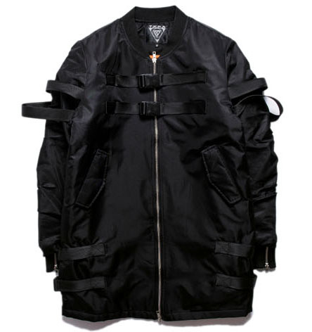 Popular Mens Black Military Style Jacket-Buy Cheap Mens Black ...