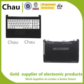 Dla HP 15-BS015DX 15-BS 15T-BR 15Q-BU 15T-BS 15-BW 250 G6 255 TPN-C129 TPN-130 górna wielkie litery podpórce pod nadgarstki + dół skrzynki pokrywa 924899-001 tanie i dobre opinie chau Laptop sprawach Unisex Laptop Wymień Pokrywa Ipad 3 BUSINESS Nie zamek PC+ABS Stałe 90 days