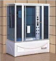 Hơi sang trọng vách tắm phòng tắm tắm hơi cabin tắm có vòi massage đi bộ-trong phòng tắm hơi phòng RS508