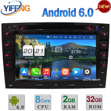 4G Android 6.0 32GB ROM Octa Core WIFI 4GB RAM Car DVD Radio Player For Renault Megane 2 2003 2004 2005 2006 2007 2008 2009 2010