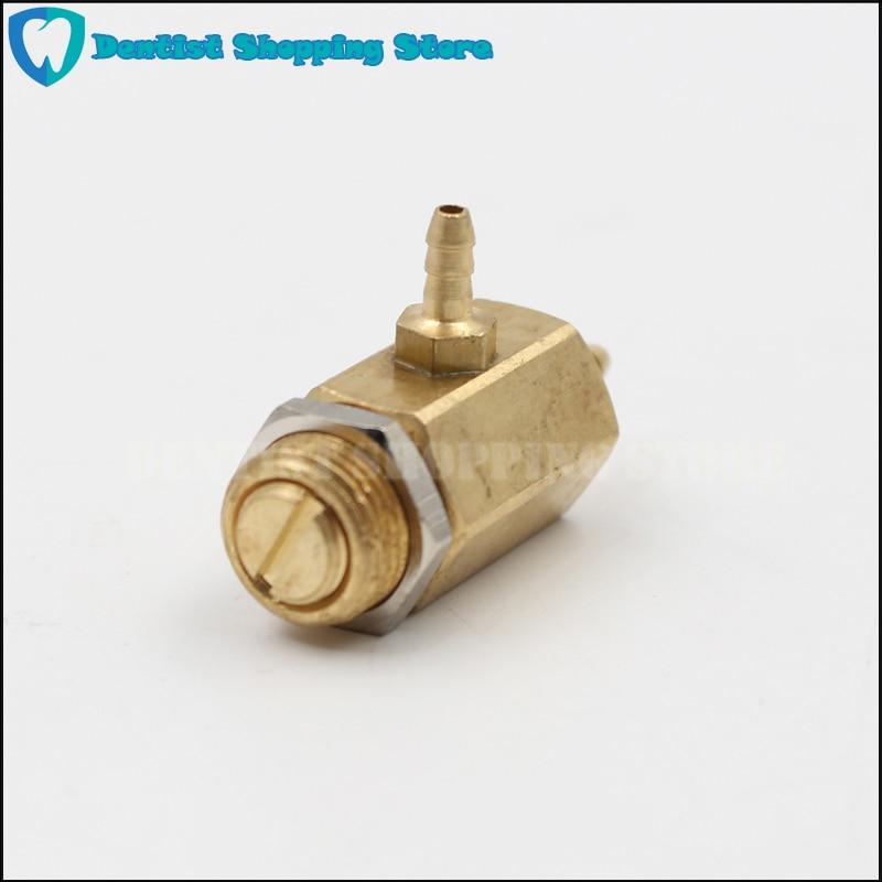 Dental Chair Unit Decompression Adjustor Valve Simple Pressure Reduce Valve For Water Bottle 3mm Connector