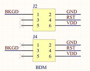 Image 4 - Für Freescale USBDM OSBDM Download Debugger Emulator USBDM_JS16CWJ 48 MHz USB2.0 V4.12 FZ0622 FZ0622C