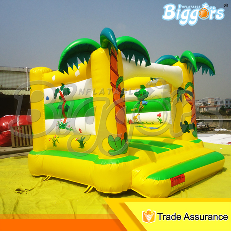 Hot Inflatable Bouncy Castle Combo For Kids Game With Free Air Blower майка print bar bart