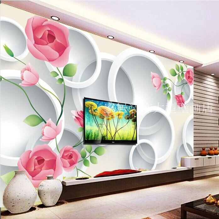 Free Shipping custom 3D cafe bar Hotel home renovation mural wallpaper romantic flowers wallpaper free shipping 3d custom wall paintings large construction projects stone unicorn wallpaper hotel cafe ktv wallpaper mural