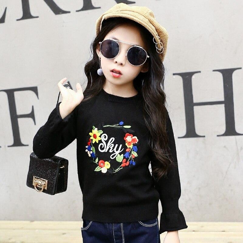 4 5 6 7 8 9 10 11 12 13 Years Girls Sweater Kids Teens ...