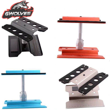 1/10 1/8 RC Repair station 64-90mm up down Multifunction Display stand measure 360 rotation Buggy drift Monster Crawler Scale
