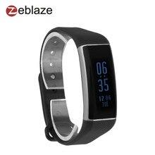 Zeblaze ZeBand Плюс Bluetooth 4.0 Смарт Браслеты Монитор Сердечного ритма браслет IP67 Плавать Сна Фитнес-Трекер для Android iOS