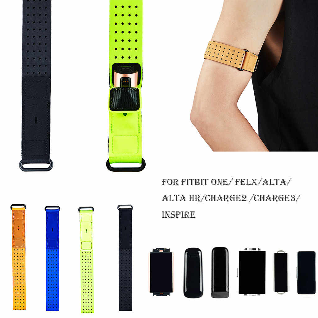 Wrist Strap Bracelet Replacement Band + Film for Fitbit