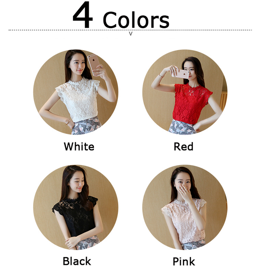 2023 lace blouse women (4)