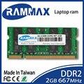 Новый запечатанный Ноутбук Памяти ddr2 Ram 2 ГБ SO-DIMM 667 МГц/PC2-5300/200-контактный работы для всех материнских плат Ноутбуков с AMD/intel