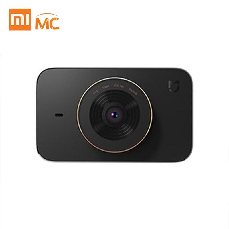 Original Xiaomi Mijia Smart Car DVR Recorder Car Traço Camera F1.8 1080 p WIFI 160 Graus Wide Angle 3 Polegada tela HD Freeshipping