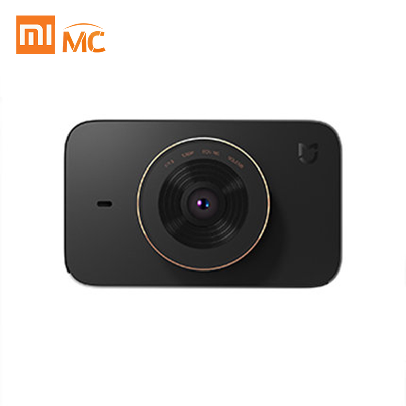 Original Xiaomi Mijia Smart del coche DVR Dash Cámara F1.8 1080 p WIFI 160 grados de gran angular 3 pulgadas pantalla HD Freeshipping