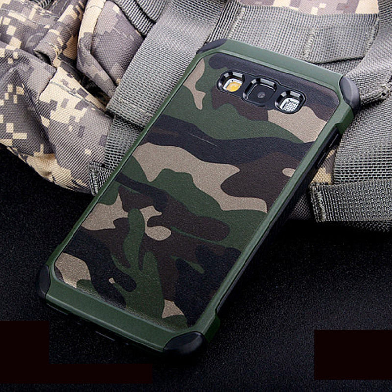 Back Cover Armor Case For Samsung Galaxy A3 2017 A5 2016 A7 2015 A8 Plus 2018 S7 Edge S8 S9 S10 Plus S10E Note 8 9 A20 A30