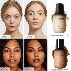 30 мл женский тональный крем для лица, консилер, крем для макияжа, водонепроницаемое покрытие, Профессиональный матовый, длительное отбелива...