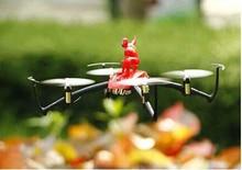 2016 vente chaude Rc Drone 2.4G 4CH Télécommande Quadcopter une clé Axe Inversé Drone Headless Mode Drone Modèle jouets