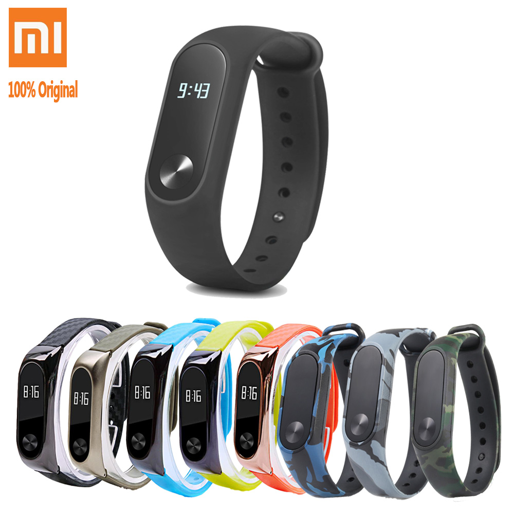 Original Xiaomi Mi Band 2 Smart Fitness Bracelet Watch Wristband Miband OLED Touchpad Sleep Monitor Heart Rate Mi Band2 Freeship стоимость