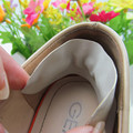 Pigskin Heel Insole Sticker Foot Inserts Half Yard Heel Pain and Crack Relief Comfortable Shoe Paste in Tacones Wear-resistant