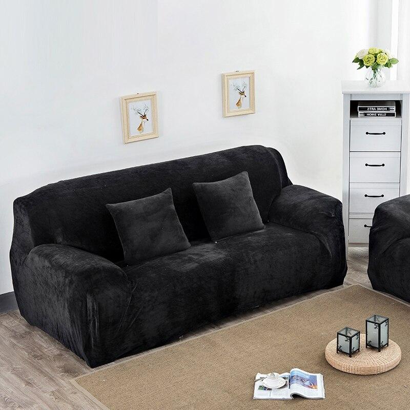 Sofabezug für alle dicken All-Inclusive-Allzweck-Stretch-Sofabezüge aus Stretch-Leder im europäischen Stil, rutschfeste Sofakissen aus Leder